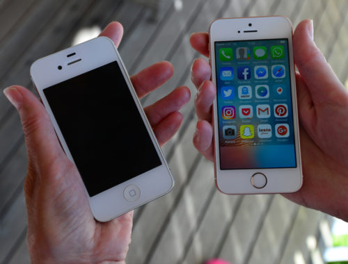 Arthrose und Smartphones