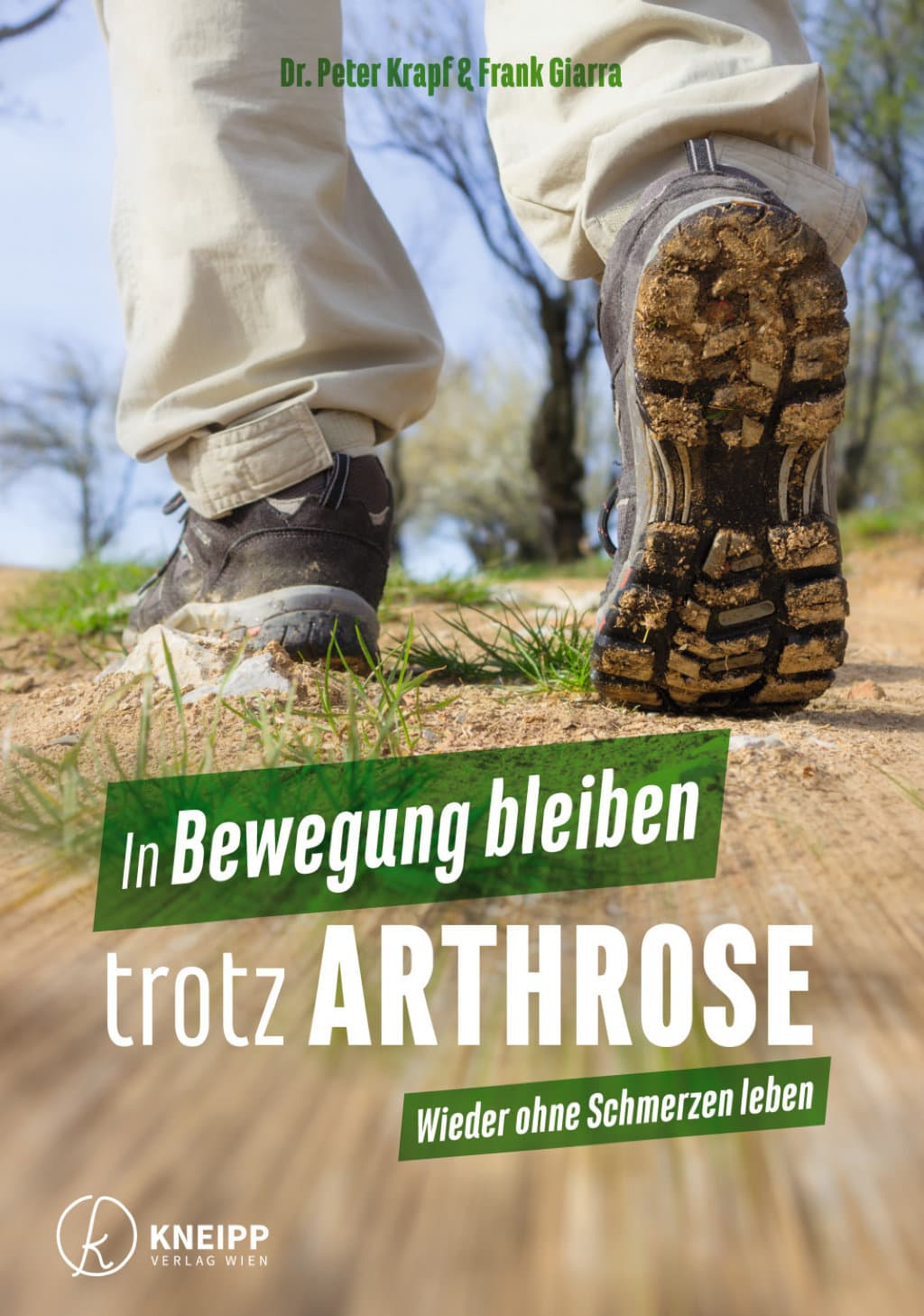 Arthrose Ratgeber: Wieder ohne Schmerzen leben