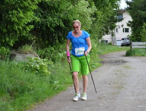 Nordic Walking mit Rhizarthrosse
