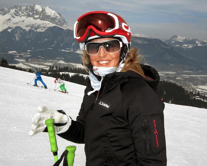 Skifahren mit Arthrose