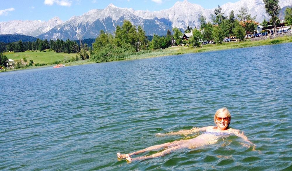 Arthrose Sport Schwimmen
