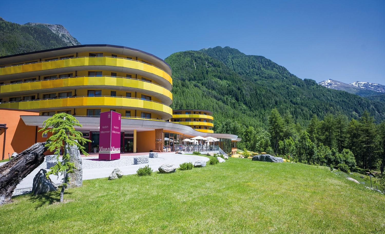 Arthrose Gesundheitsurlaub in Tirol in Umhausen