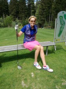 Golfen und Arthrose