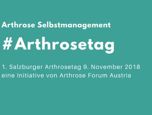 Arthrosetag in Salzburg