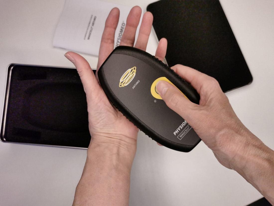 Arthroseschmerzen lindern mit Magnetfeldtherapie