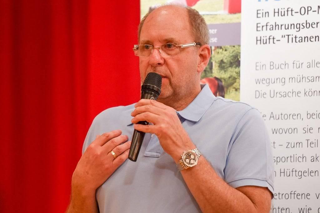 Knorpel Kompetenz Netzwerk Peter Herrchen