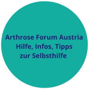 Arthrose Forum Austria - Hilfe