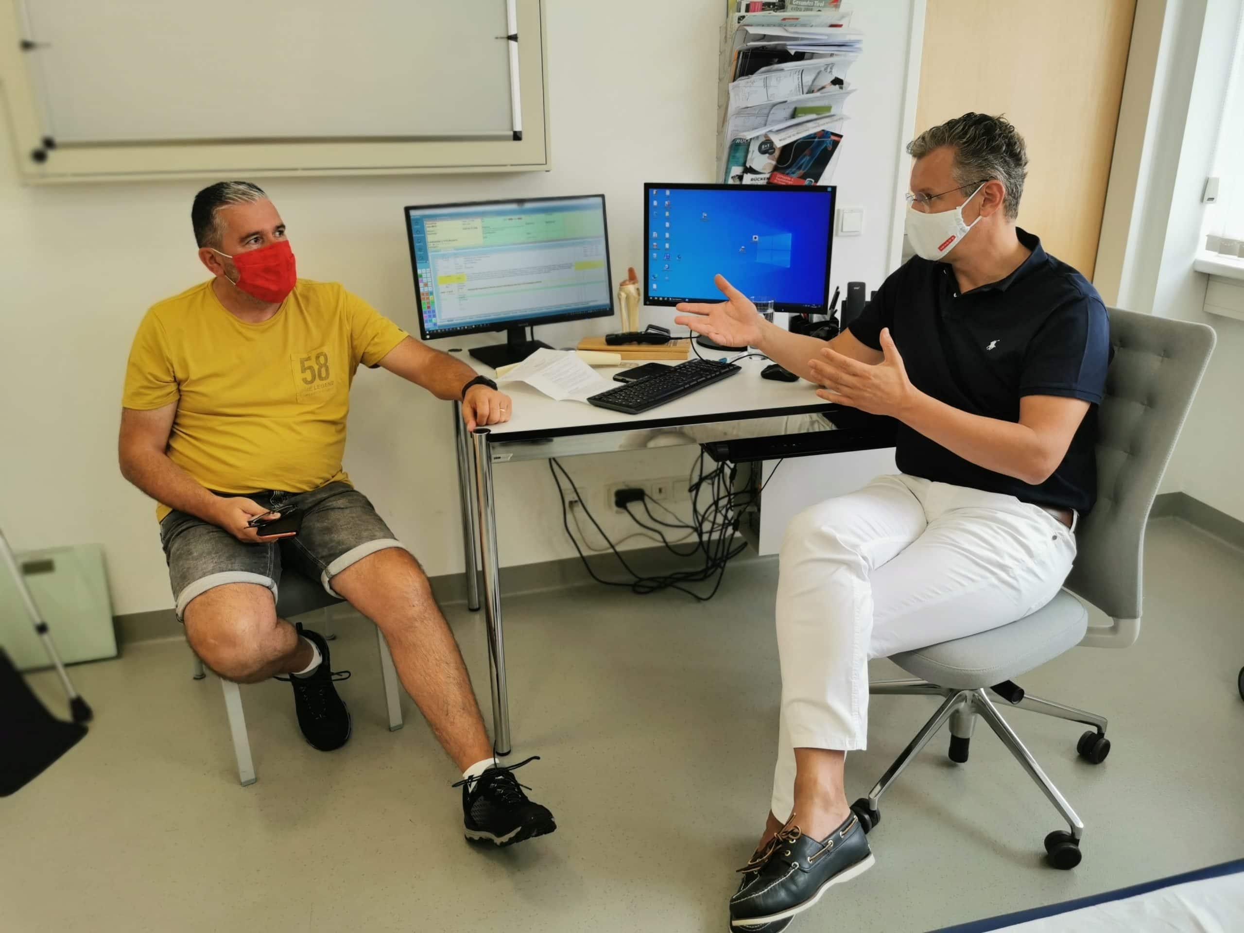 Arthrofibrose am Knie: Welche Arten gibt es?