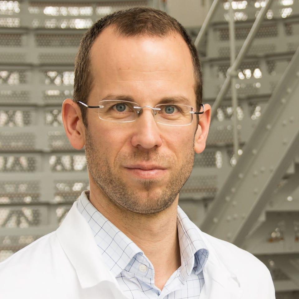 Arthrose Forscher Prof. Dr. Stefan Tögel