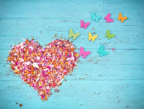 Valentinstag und Rhizarthrose